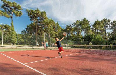 Camping Palmyre Loisirs Tennis