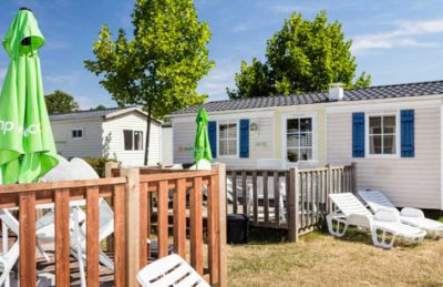 Camping Paris Est Accommodation