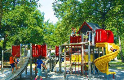 Camping Saint Disdille Playground