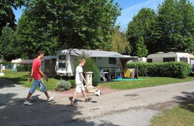 Camping St Michel Pitch Only Parc