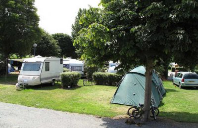 Camping St Michel Pitch Only Tent