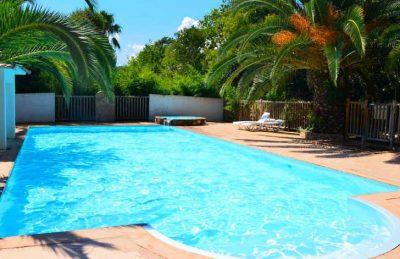 Camping Via Romana Pool