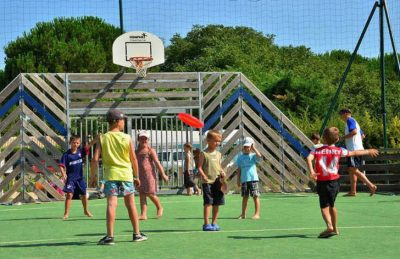 Campsite Bon Port Kids Football