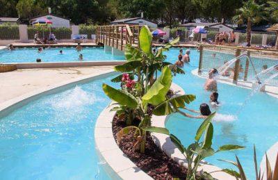 Campsite Bon Port Spray Pool Complex