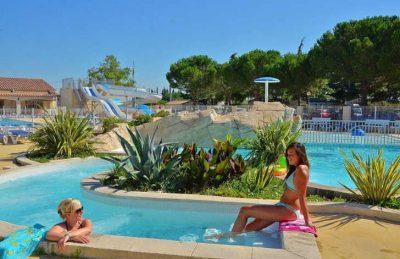 Campsite Bon Port Swimming Pool