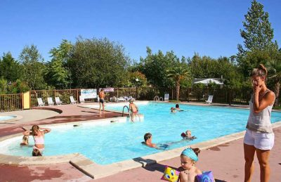 Campsite des Familles Pitch Only Pool