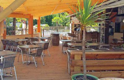 Campsite des Familles Pitch Only Restaurant