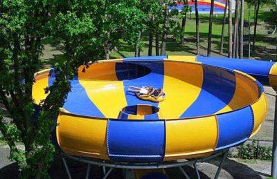 Campsite Domaine le Pommier Slide