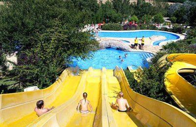 Campsite Domaine le Pommier Water Parc