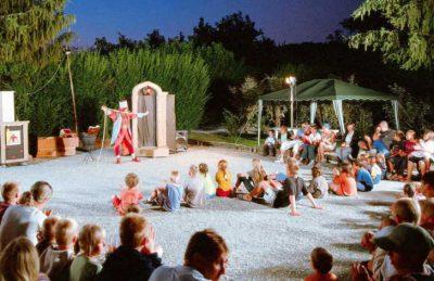 Campsite la Riviere Children's Entertainment