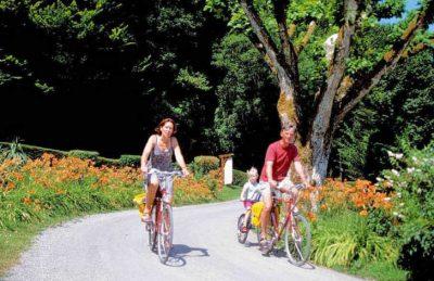 Campsite la Riviere Cycle Hire