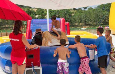 Campsite Lac des 3 Vallees Children's Activities