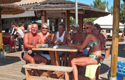 Campsite le Clos Virgile Bar