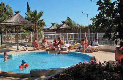 Campsite le Clos Virgile Family Swimming Pool