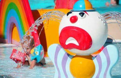 Campsite le Clos Virgile Children's Pool