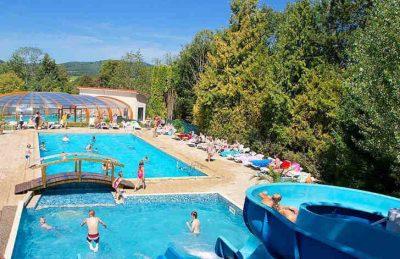 Campsite le Moulin Swimming Pool Complex