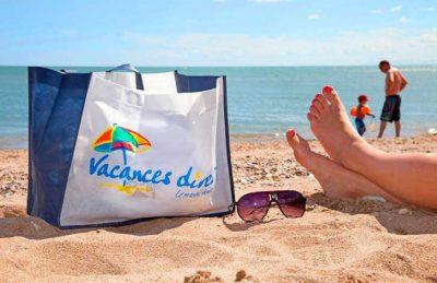 Campsite le Petit Mousse Beach