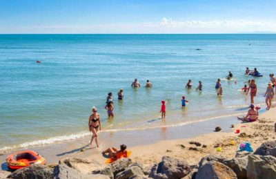 Campsite le Petit Mousse Coastline