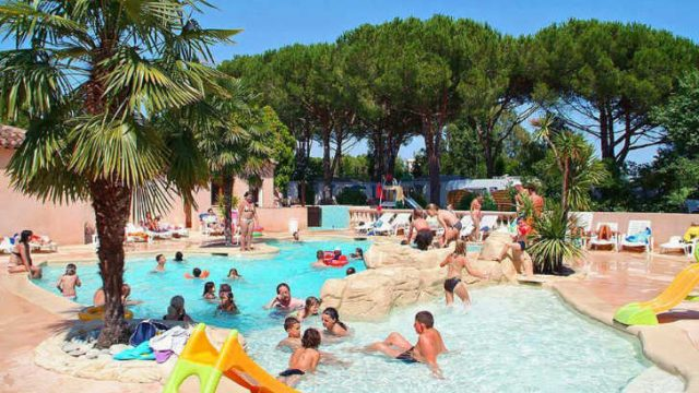 Campsite Les Cigales (Pitch Only) ****