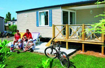 Campsite Les Dauphins Bleus Accommodation
