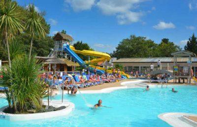 Campsite Lou Pignada Pool