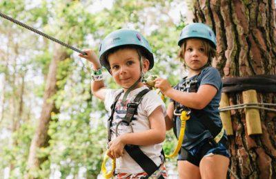 Campsite Mayotte Vacances Children's Tree Top Fun