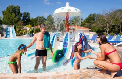 Campsite Mayotte Vacances Family Pool