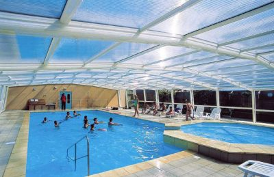 Campsite Port'land Pitch Only Covered Swimming Pool