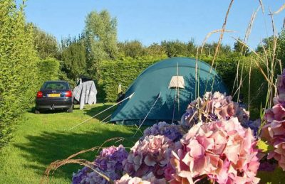 Campsite Port'land Pitch Only Tent