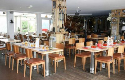 Campsite Port'land Pitch Only Restaurant