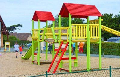 Campsite Seasonova les Mouettes Playground
