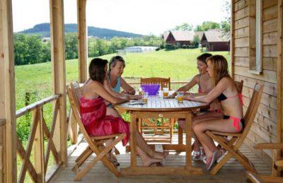 Campsite Village des Meuniers Accommodation