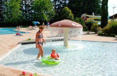 Campsite Village des Meuniers Children's Pool