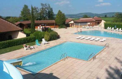 Campsite Village des Meuniers Pool Complex