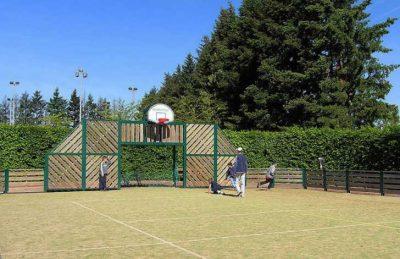 Campsite Village des Meuniers Sports Court