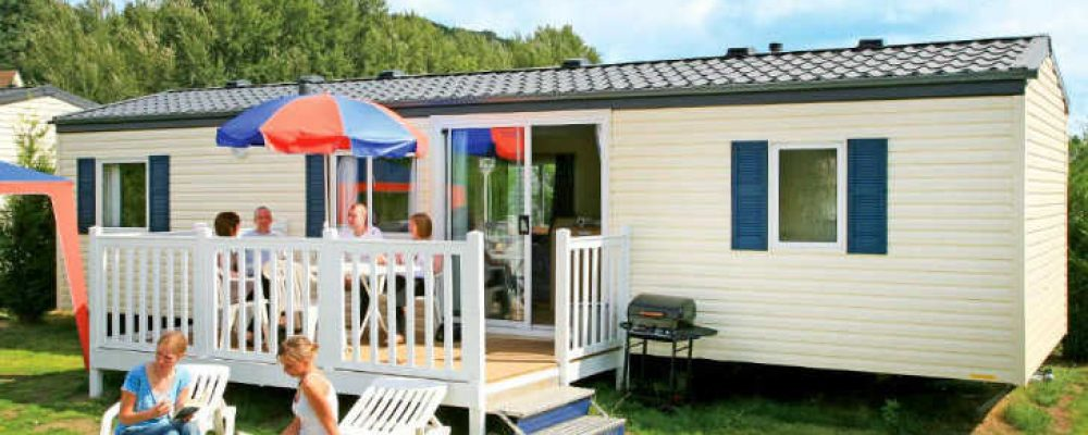 Canvas Holidays Relax Mobile Home
