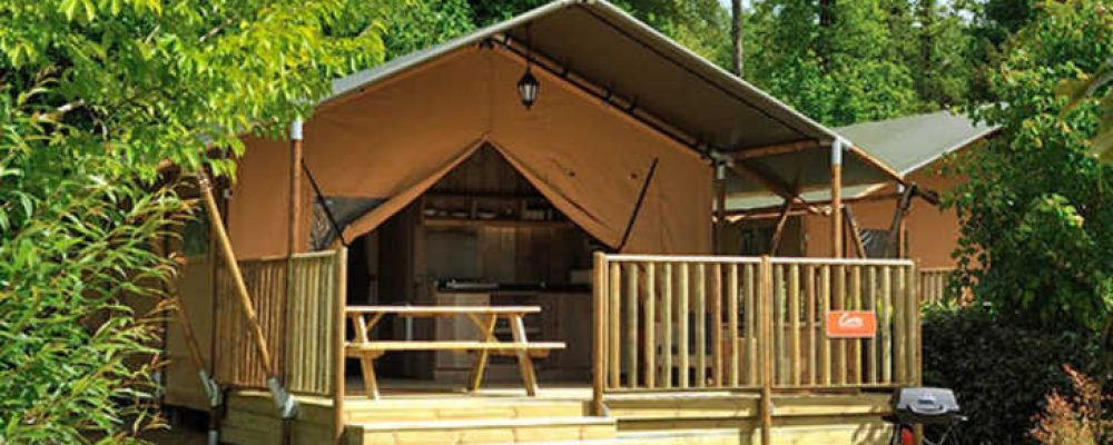 Canvas Holidays Safari Tent Deluxe