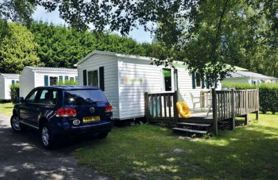 Campsite Accommodation