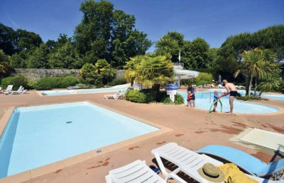 Chateau de Galinee Family Swimming Pool