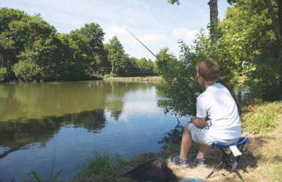 Chateau la Foret Fishing Lake