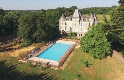 Chateau la Foret Campsite