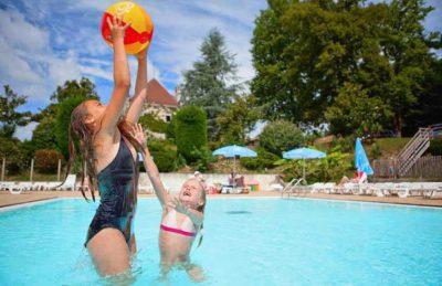 Chateau le Verdoyer Pool Children's Fun