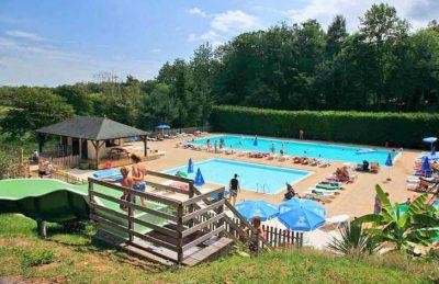 Chateau le Verdoyer Pool Complex