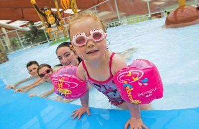 Chateau Lez Eaux Children's Indoor Pool
