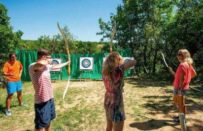 Domaine de Chaussy Archery