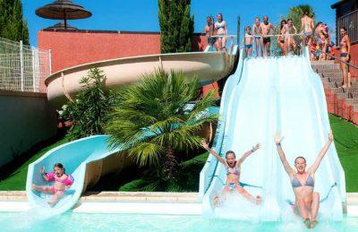 Domaine de Chaussy Pool Slide
