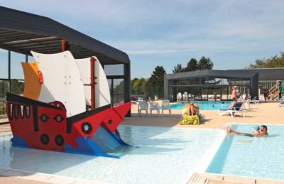 Domaine de Drancourt Swimming Pool Complex