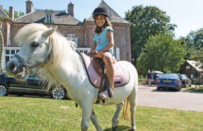 Domaine de Drancourt Riding