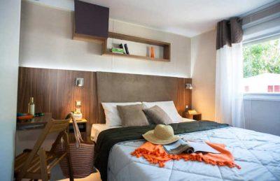 Domaine de Kerlann Accommodation Bedroom