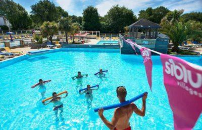Domaine de Kerlann Pool Fitness